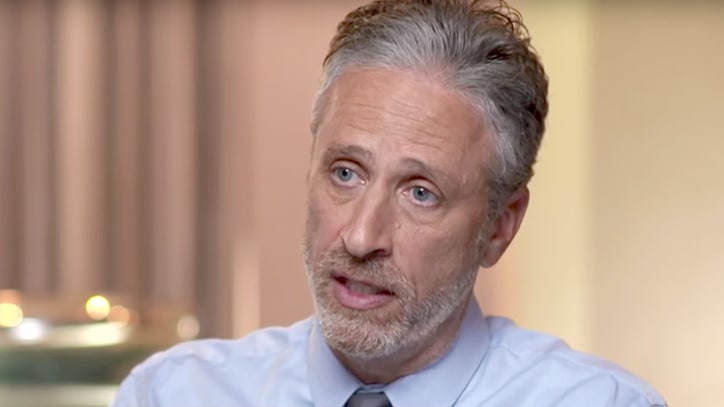 Jon Stewart: 'Donald Trump Is a Repudiation of Republicans'