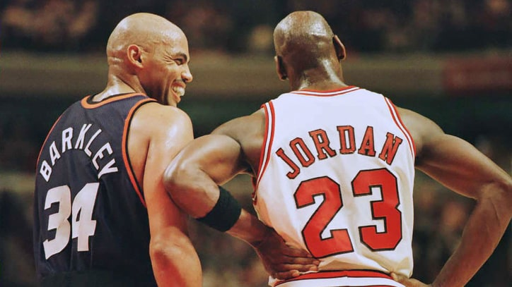 Why Michael Jordan and Charles Barkley's Friendship Ended