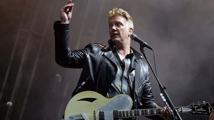 Queens of the Stone Age's Josh Homme to Read Bedtime Story on Kids Show