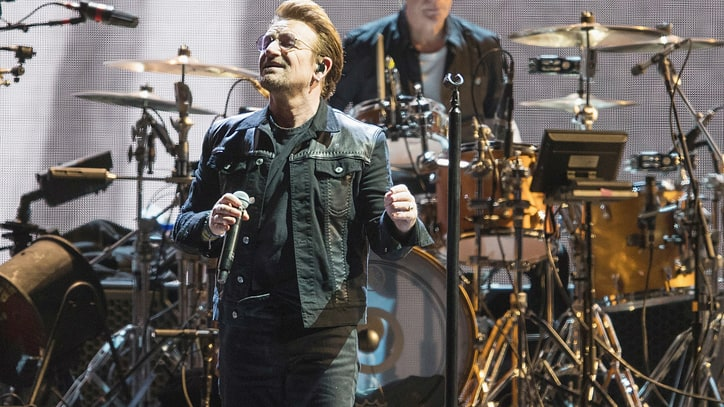 U2 Resurrect 'The Joshua Tree,' Preview New Album at U.S. Tour Opener