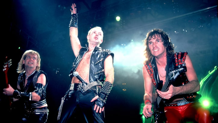 Hear Judas Priest Live Rarity From Divisive 'Turbo' Era