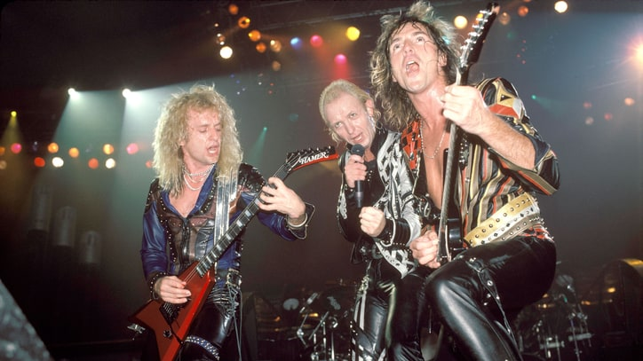Judas Priest Announce Deluxe Reissue of 1986 Album, 'Turbo'