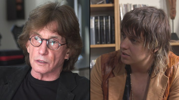 Watch Julian Casablancas Talk Government Corruption With Henry Giroux