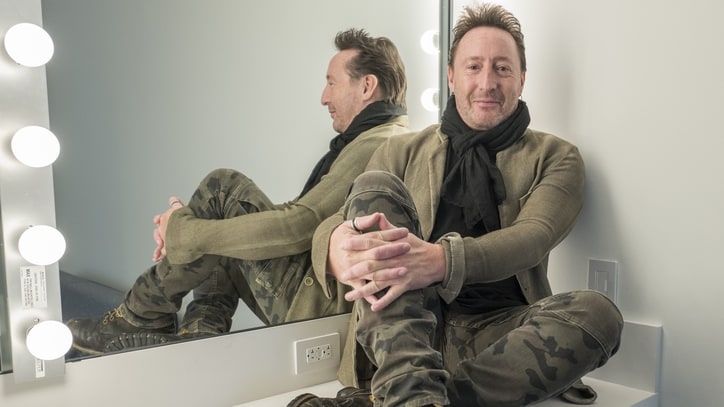 Watch Julian Lennon on New Children's Book, John Lennon's 'Odd' Wisdom