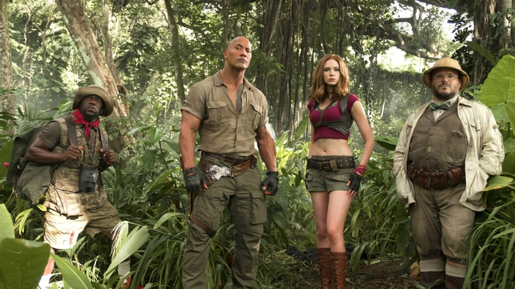 'Jumanji: Welcome to the Jungle' Swaps The Board Game For a Video Game