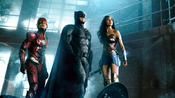 'Justice League' Review: DC Superhero Team-Up Keeps It Light, For Better or Worse