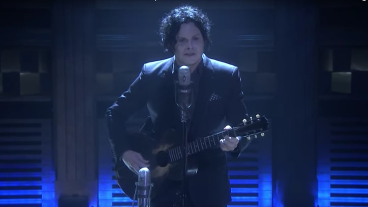 Watch Jack White Perform Moving Acoustic Medley on 'Fallon'