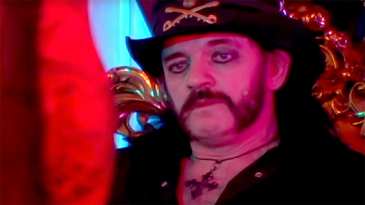 Watch Motorhead's Lemmy Play a Sunset Strip Vampire in New Jyrki 69 Clip