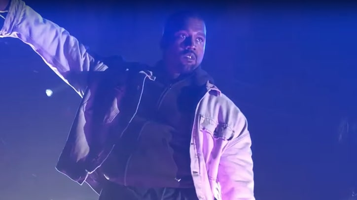 Watch Kanye West Make Onstage Return at Kid Cudi Chicago Concert