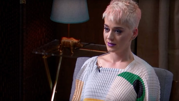 Katy Perry Squashes Taylor Swift Beef, Talks Depression and More Revelations From Her Livestream