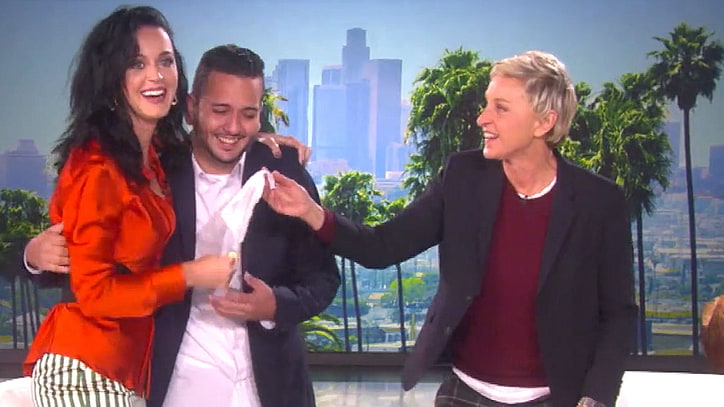 Watch Katy Perry Surprise Orlando Shooting Survivor on 'Ellen'