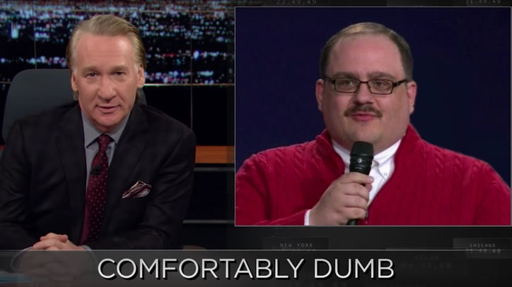 Watch Bill Maher Call Out Ken Bone, Undecided Voters on 'Real Time'