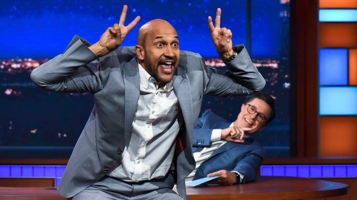 See Keegan-Michael Key Revive Luther, Obama's Anger Translator on 'Colbert'