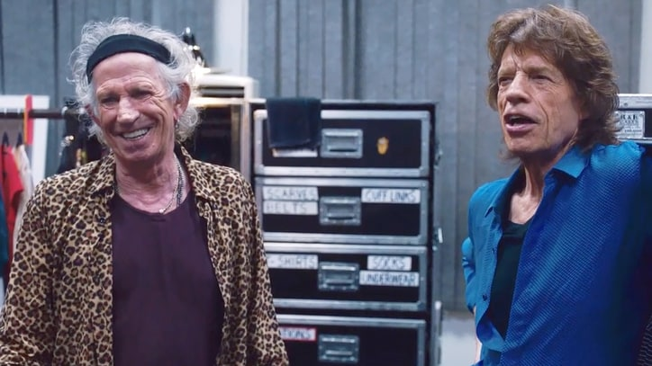 Watch Rolling Stones Recall Writing 'Honky Tonk Women'