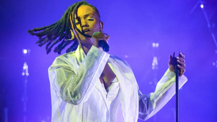 Hear Kelela's Seductive New Song 'Blue Light'