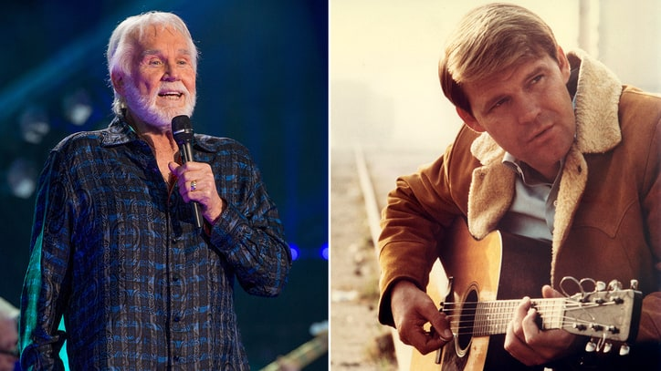 Kenny Rogers on Glen Campbell: 'I Was Amazed at How Well He Sang'