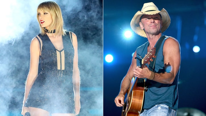 Taylor Swift, Kenny Chesney Join Tennessee Wildfire Relief Effort