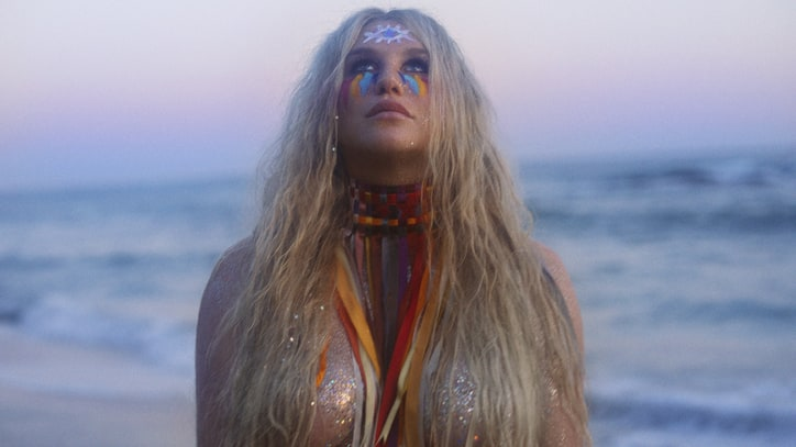 Review: Kesha's Battle Cry of Many Colors on 'Rainbow'