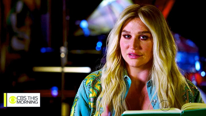 Watch Kesha Read Letter to Teenage Self About Fear of Failure, Success