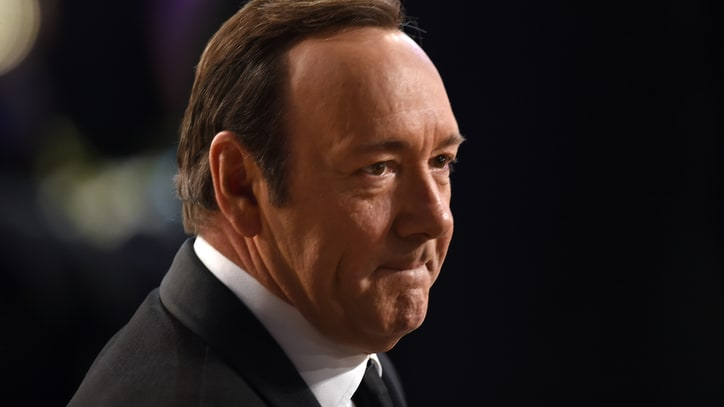 Kevin Spacey Accused of Groping Richard Dreyfuss' Son Harry Dreyfuss