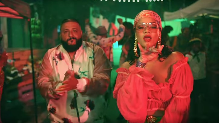 See DJ Khaled, Rihanna, Bryson Tiller in Sultry 'Wild Thoughts' Video