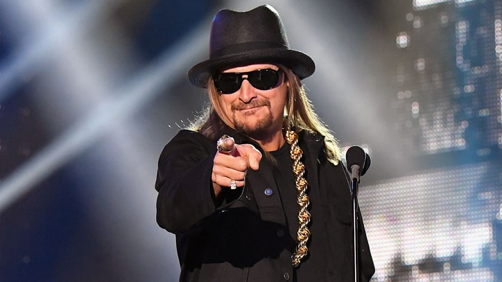 Kid Rock Fires Back at Critics, Stresses 'I Love Black People'