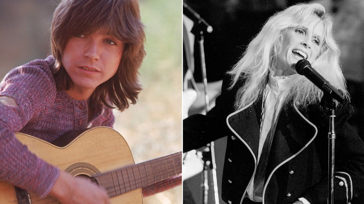 David Cassidy: Kim Carnes Recalls Wild Times With Teen Idol