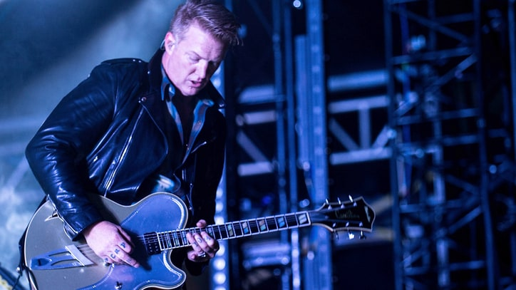 Josh Homme Talks New Queens of the Stone Age LP, Parenting, Hangovers