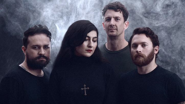 Metal Singer Kristina Esfandiari on Using Dark Sounds to Heal
