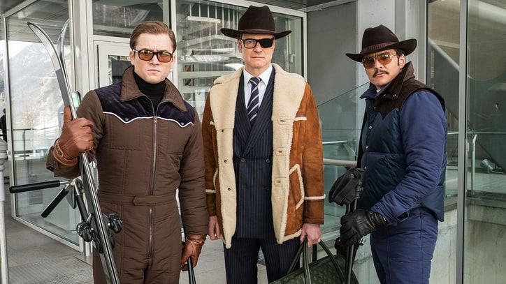 'Kingsman: The Golden Circle' Review: It's 'James Bond on Laughing Gas,' Violent as Ever