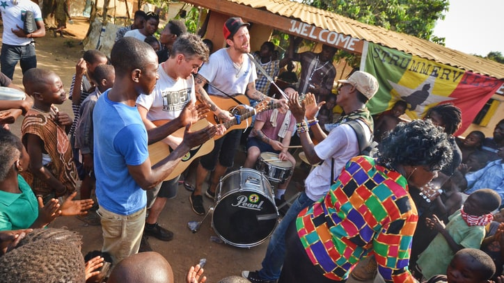 How Sierra Leone's Way Out Program Is Saving Lives Through Music