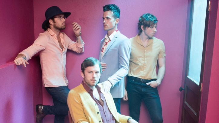 Hear Kings of Leon's Defiant New Song 'Waste a Moment'