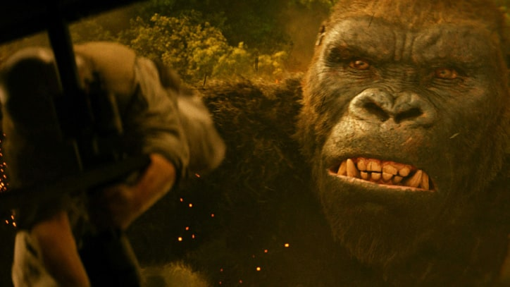 'Kong: Skull Island' Review: Return of the Great Ape Is a Rumble in the Jungle