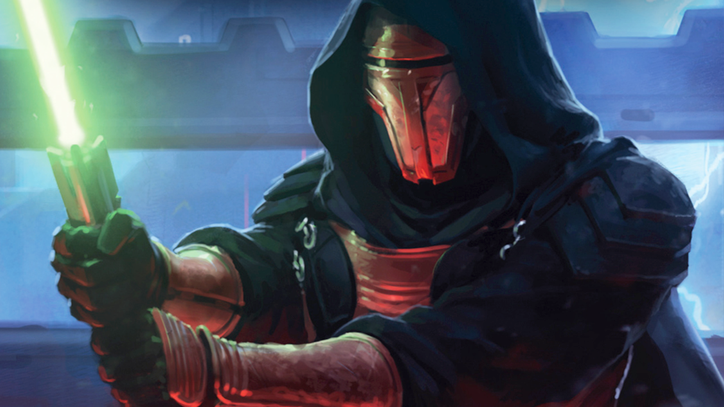 Read an Excerpt From Boss Fight's Forthcoming 'Star Wars: Knights of the Old Republic' Book