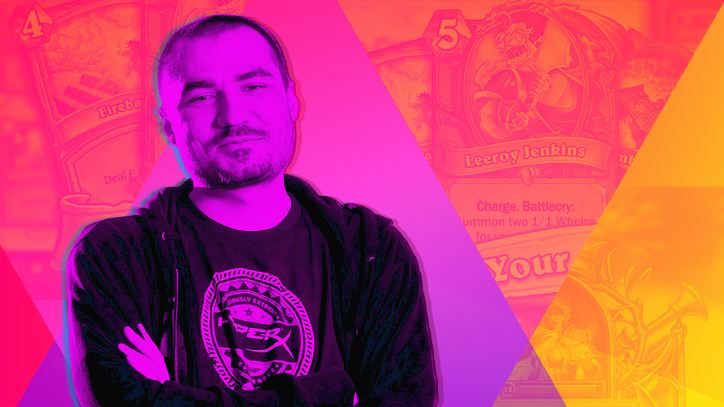 Why Thousands Watch Octavian 'Kripparrian' Morosan Play a Card Game