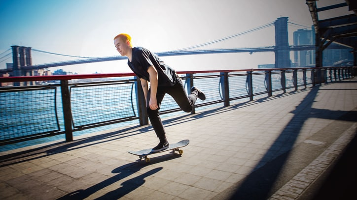 Lacey Baker: The Rebel Queen of Skateboarding