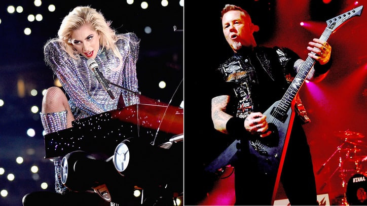 Lady Gaga, Metallica to Duet at Grammys
