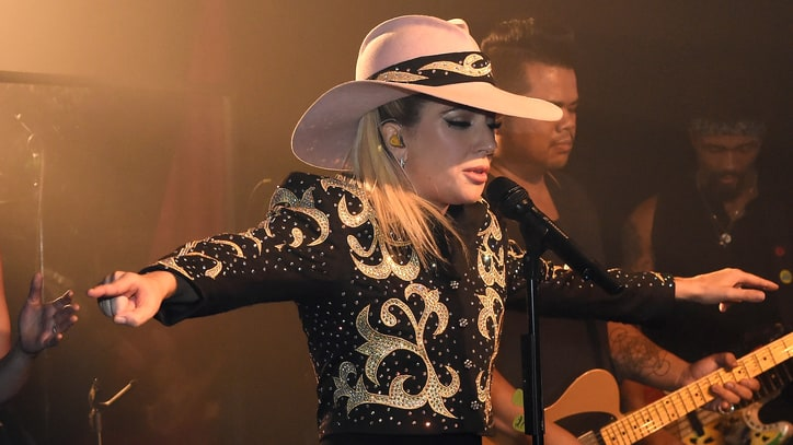 Lady Gaga Previews 'Joanne' at Thrilling Nashville Dive-Bar Takeover