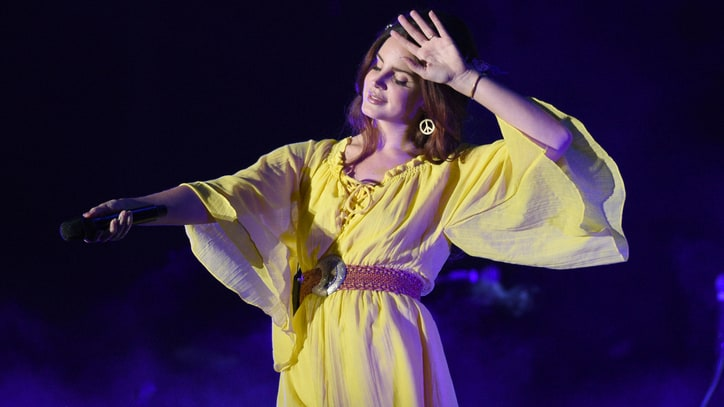 Hear Lana Del Rey's Somber New Song 'Coachella – Woodstock in My Mind'