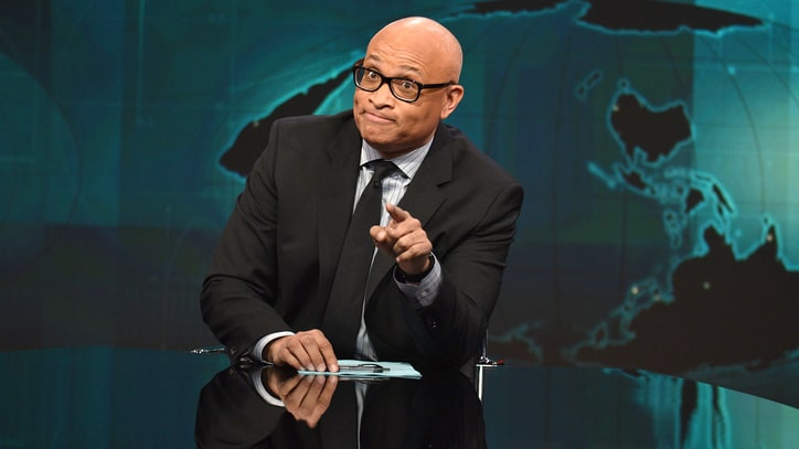 Comedy Central Cancels 'Nightly Show With Larry Wilmore'