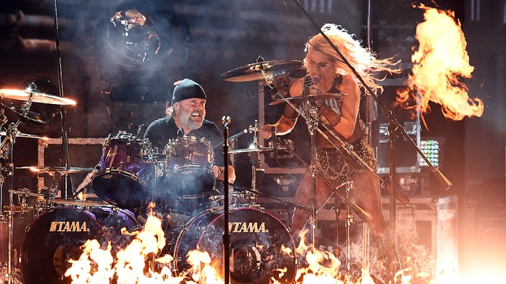 Lars Ulrich on Lady Gaga: 'The Quintessential Fifth Member of This Band'