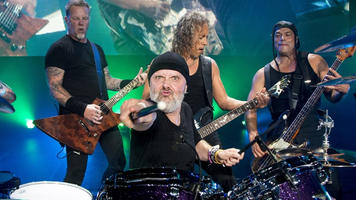 Lars Ulrich Talks New Metallica Album: 'It's Quite a Beating'