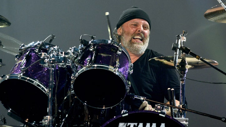 Hear Metallica's Lars Ulrich Read 'The Dinosaur That Pooped Christmas'