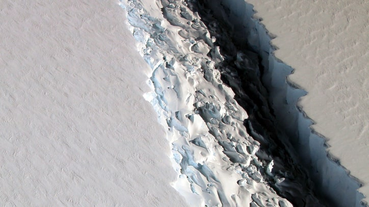 The Larsen C Crack-Up in Antarctica: Why It Matters