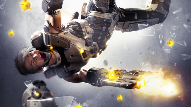 Watch Latest Chaotic Trailer for 'Lawbreakers' as it's Announced for PlayStation