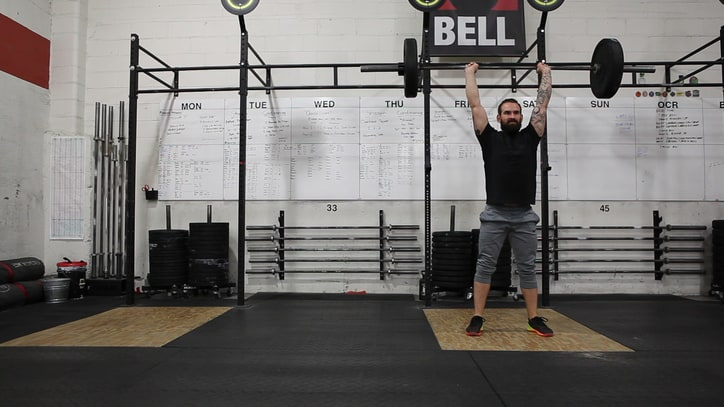 Getting Fit From Scratch: Learning the Clean and Jerk