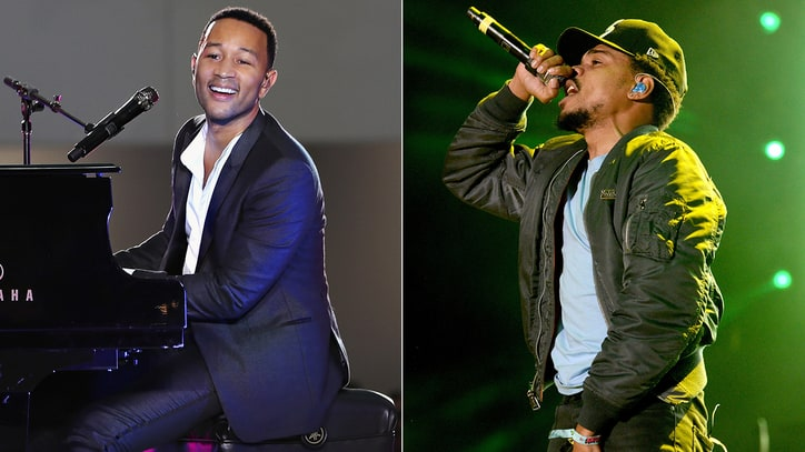 Hear John Legend, Chance the Rapper's Soulful New Song 'Penthouse Floor'