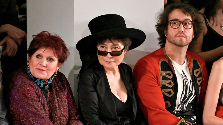 Read Sean Lennon's Poignant Tributes to Carrie Fisher, Debbie Reynolds