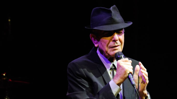 Hear Leonard Cohen's Mesmerizing New Song 'You Want It Darker'