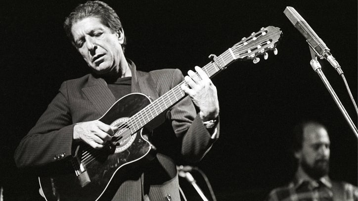 Leonard Cohen: 20 Essential Songs